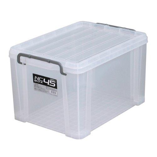JEJアステージ 収納ボックス 日本製 NCボックス #45 積み重ね [幅38×奥行54.5×高さ32cm]