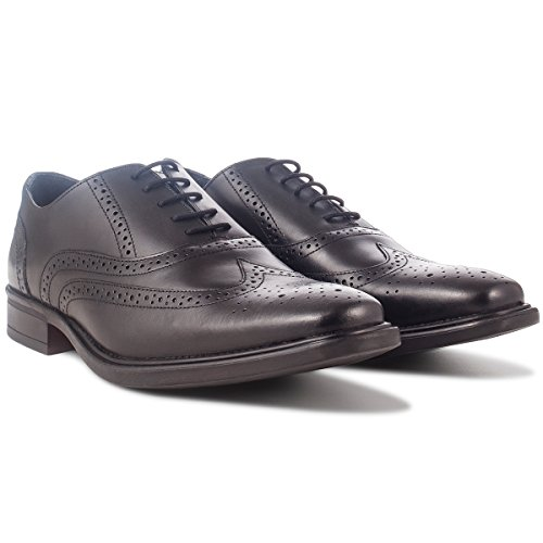 Redfoot Brogues 13-00362 Black EU 42 (UK 8)