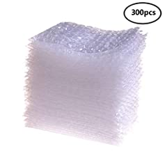 Double-walled bubble,they key to our superior protection and durability is a bubble material that's smooth on both sides. Size:10x15cm/4x6inch Perfect for moving:wrap furniture legs and corners to protect from scratches during bumps in the move or wh...
