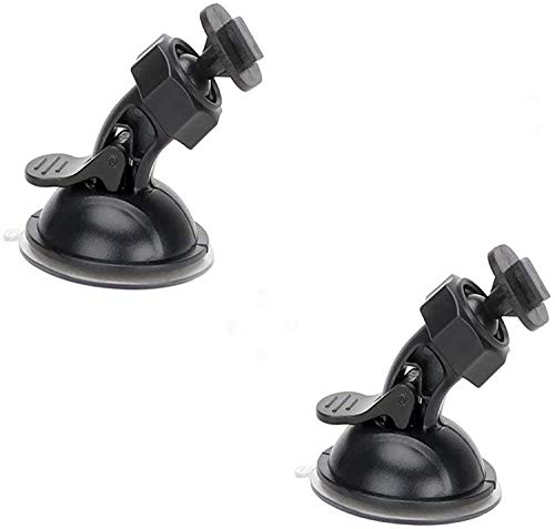 Dash Camera Suction Mount Cup Holder Vehicle Video Recorder Windshield & Dashboard for Yi Rexing V1P Dash Car DVR Camera GPS