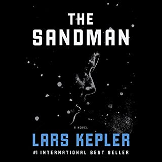 The Sandman audiobook cover art
