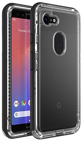Lifeproof Next Series Case for Google Pixel 3 (Retail Packaging) Black Crystal