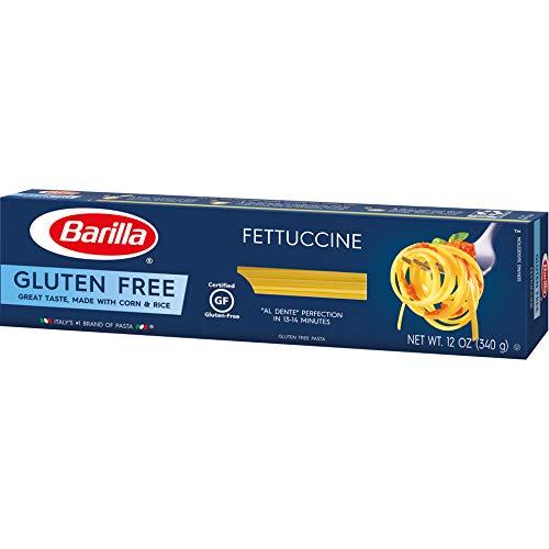 Barilla Gluten Free Pasta, Gluten Free Fettuccine Pasta, 12 Ounce