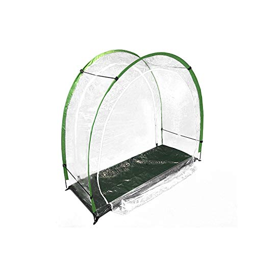Bio Green ARC 100-B Winterschutzzelt Artic 100, Transparent