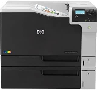 HEWLETT-PACKARD #D3L09A#BGJ HP Color LaserJet Enterprise M750dn - Printer - color - Duplex - laser - A3/Ledger - 600 x 600 dpi - up to 30 ppm (mono) / up to 30 ppm (color) - capacity: 2350 sheets - USB 2.0, Gigabit LAN, USB host, USB host (internal)