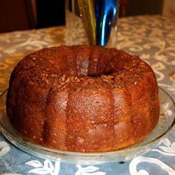 CHERRY RUM CAKE GREAT DESSERT FOR THE HOLIDAY SEASON! ORGANIC! TASTY!