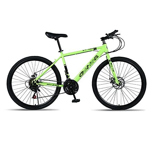 BMDHA MTB,Bicicleta De montaha 24 Pulgadas 30 Velocidades,Bicicleta Antideslizante Resistente Al Desgaste Bicicleta Montana Adulto Pedal De Aluminio