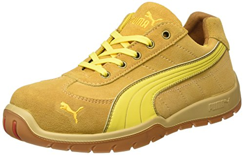 Puma amarillas Monaco Low, Zapatillas Unisex adulto, Amarillo