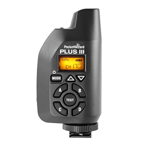 PocketWizard Plus IIIe Transceiver (433 MHz)