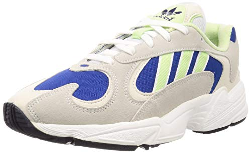 Zpatillas Adidas Yung-1 EE5318 (44 2/3 EU, Grey/Blue/Green)