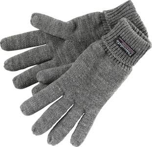 etirel Erwachsene Zacharias Handschuhe, Grau, M