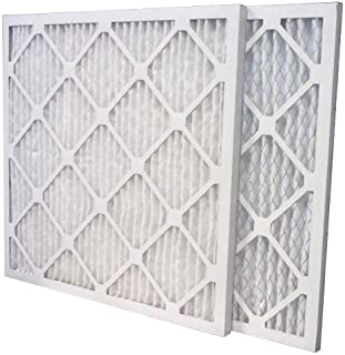 US Home Filter SC80-20X20X1-6 20x20x1 Merv 13 Pleated Air Filter (6-Pack), 20
