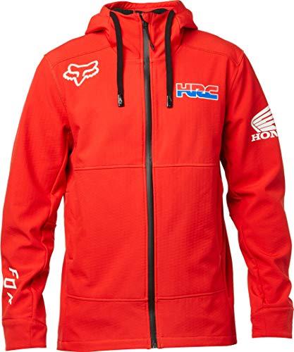 Fox Racing Chaqueta para Hombre HRC Pit Jacket (Rojo) (XXL)