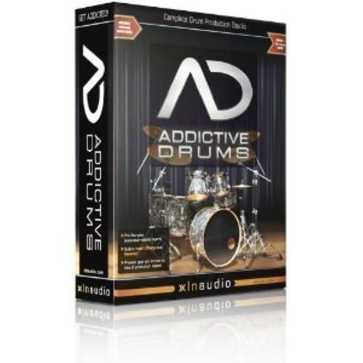 発疹木製コークス◆最新版◆ XLN Audio Addictive Drums 1.5 ドラム音源◆『並行輸入品』◆