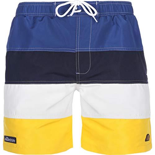 Ellesse Portofino Bañador, Hombre, Yellow, M
