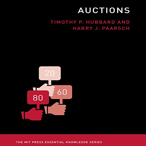 Auctions audiobook cover art