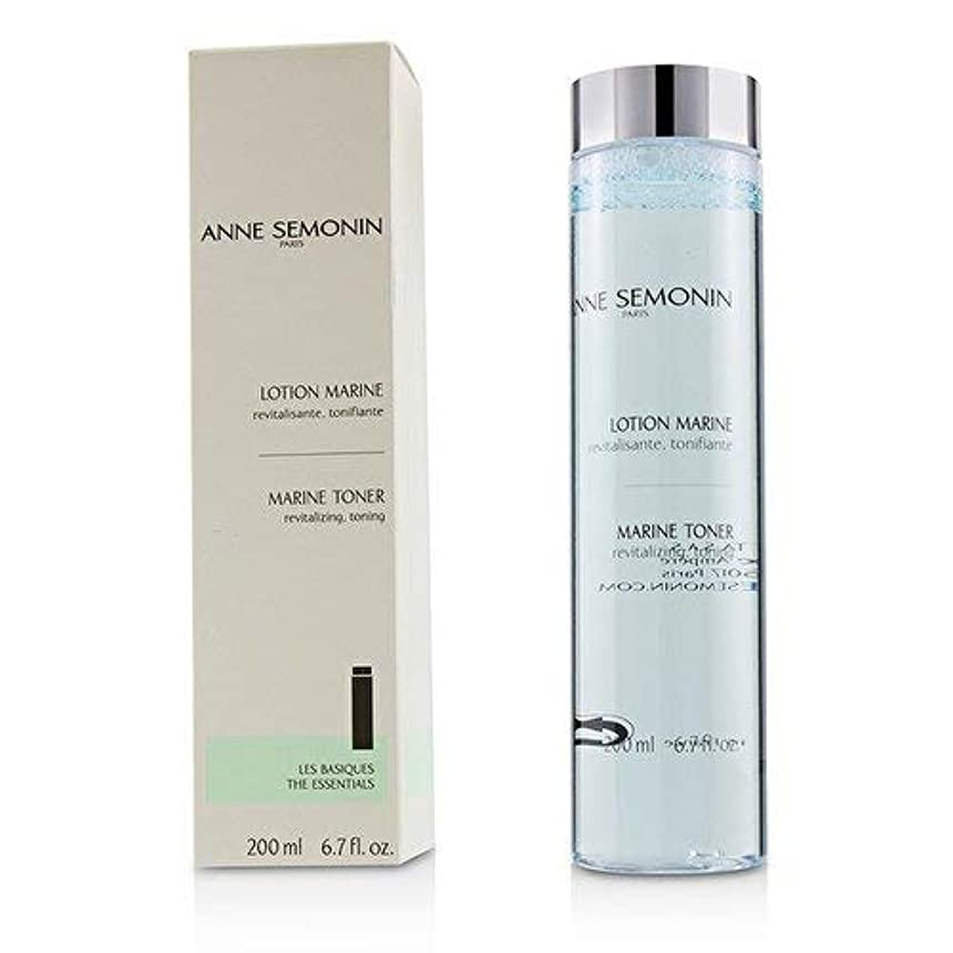 季節認可顎Anne Semonin Marine Toner 200ml/6.7oz並行輸入品