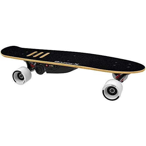 Razor Unisex-Youth X Electric Rasiermesser X1 Cruiser Elektro-Skateboard, Schwarz, One Size*