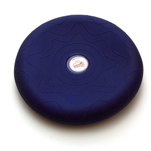 SISSEL SITFIT Veloursbezug für das luftgefüllte Sitzkissen | Balance und Sitzhaltung , Ø 36 cm