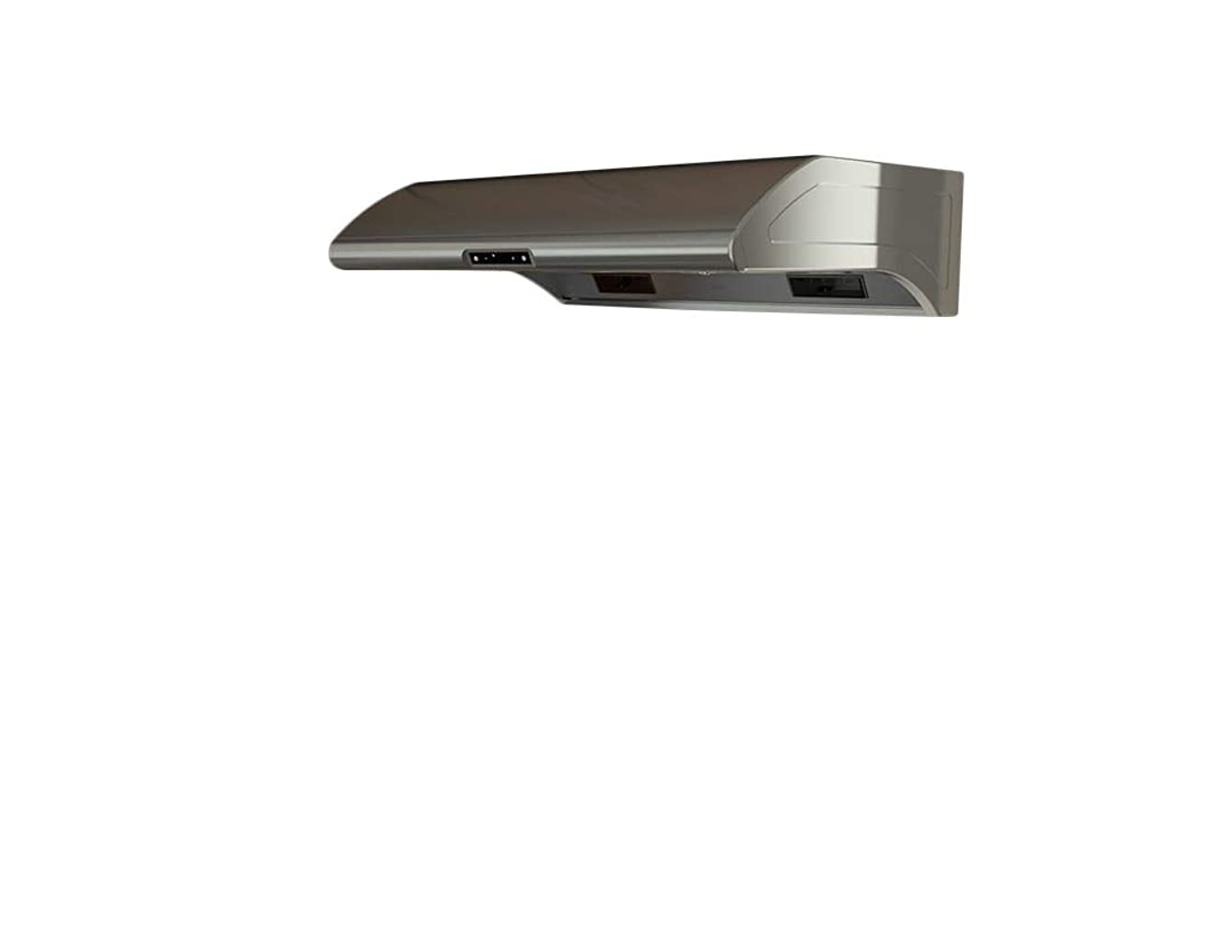 Zephyr AK2148B 850 CFM 48 Inch Wide Under Cabinet Range Hood from the Typhoon Se, Stainless Steel
