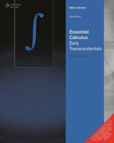 Essential Calculus : Early Transcendentals