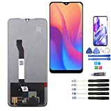 Screen for XiaoMi Redmi Note 8 LCD Display Touch Screen Digitizer Assembly Screen Replacement 6.3' with B-7000 Glue (Not for Note 8 Pro)
