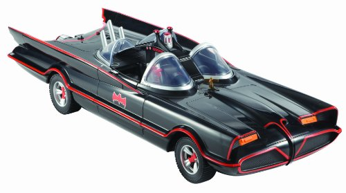 DC Collectibles 1966 Batman TV Series Batmobile Figurine