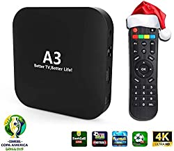 IPTV Brazil A3 Box Brazilian Box 4K Based on A2 HTV5 6 Plus Better Than IPTV 5 6 8 with 250+ Live Channels Massive Portuguese Dramas Movies