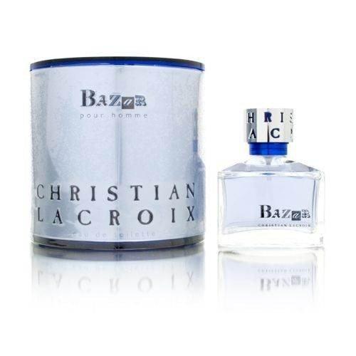 BAZAR by Christian Lacroix 1.7 Ounce / 50 ml Eau de Toilette For Men Cologne Spray by Christian Lacroix