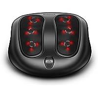 Nekteck Foot Massager with Heat (Black)