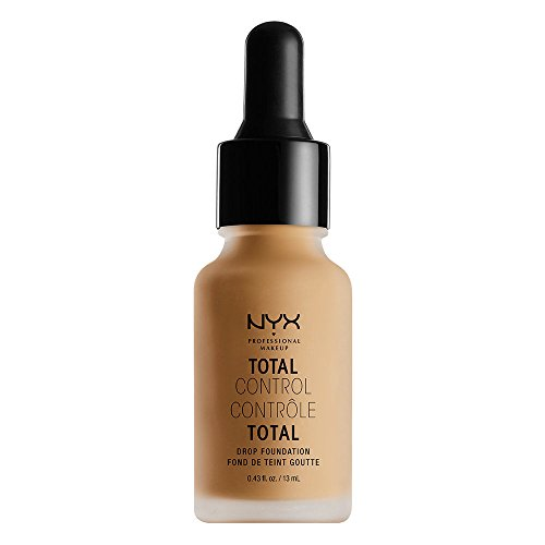 NYX PROFESSIONAL MAKEUP Total Control Drop Foundation, Golden