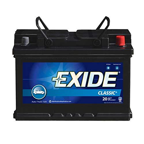 Exide Battery L348C Battery