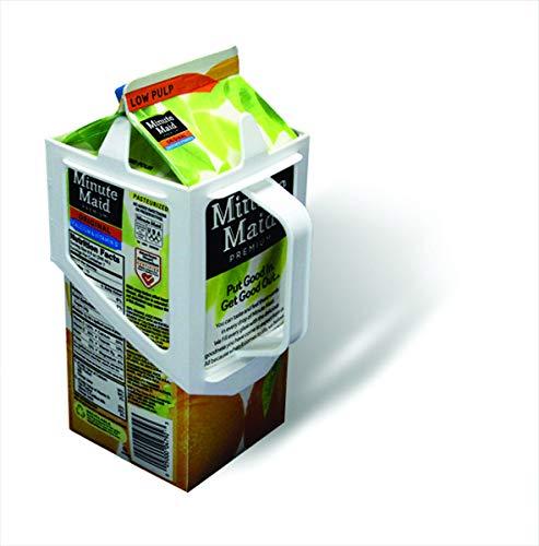 Carton Caddy Milk Holder, Juice Holder, Wax Carton Holder - 5 Pack
