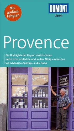 DuMont direkt Reiseführer Provence: Mit großem Faltplan