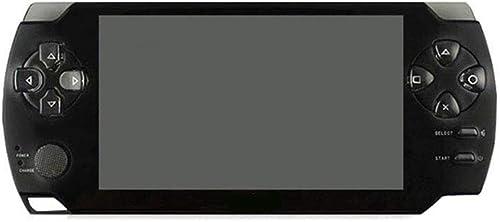 alta calidad y envío rápido MapleES Consola Consola Consola de Juegos de Mano, Consola de PSP táctil de 4.3 Pulgadas Consola de Juegos de PSP Nostálgico PanTalla Grande Portátil FC Retro Mini Arcade Controlador,negro  Descuento del 70% barato