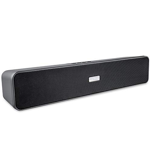 Modernista Maestro Bar 20W Bluetooth Soundbar Speaker with 2400mah Battery/BT v5.0/Aux/USB Port