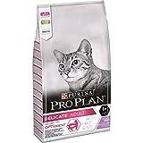 PRO PLAN Delicate - Riche en Dinde - 10 KG - Croquettes pour chat adulte