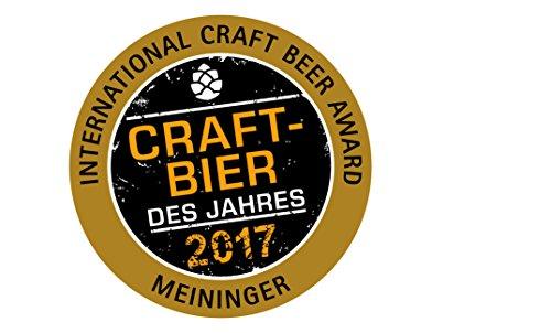 CRAFTBIER DES JAHRES 2017 (Meininger Award)!!! VULKAN Bourbon Barrel Doppelbock/tiefster Bierkeller der Welt/Craftbier/Craftbeer/Holzfass gereift / 0,33l Flasche / 9,5% / 45,15€ je l - 2