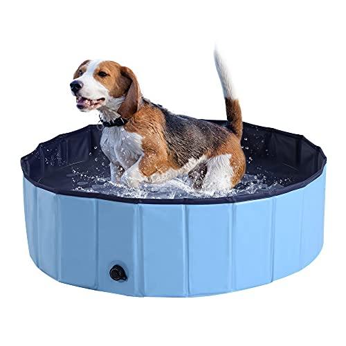PawHut Inflatable Pool