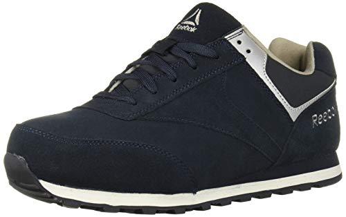 Reebok Work Men's Leelap RB1975 Safety Shoe,Blue,10.5 W US