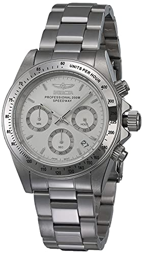 Invicta Men's Speedway 39.5mm Stainless Steel Chronograph...