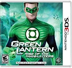 NEW Green Lantern 3DS (Videogame Software)