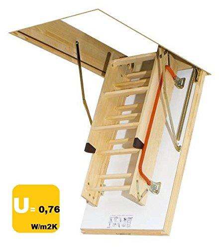 Fakro LTK Bodentreppe 70 x 120 cm U=0,76W/m²K