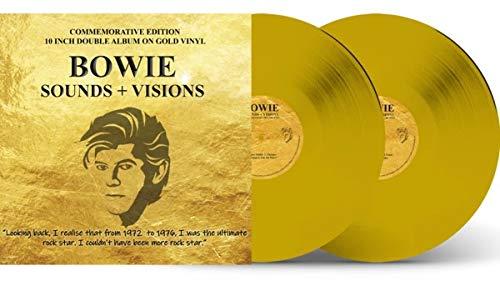 "Sounds & Visions (10"" Vinyl Gold)"