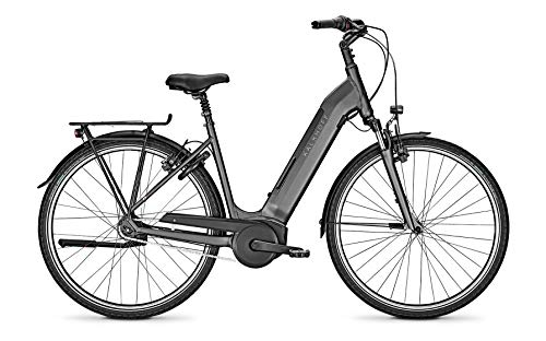Kalkhoff Agattu 4.B Move R Bosch - Bicicleta eléctrica 2020, color Diamondblack Matt, tamaño 28' Wave L/55cm, tamaño de rueda 28.00