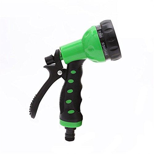 Yijiahui pistoolgreepsproeier waterpistool Garden Supplies Home hogedrukreiniger spuitpistool geschikt voor tuinirrigatie wassen glas