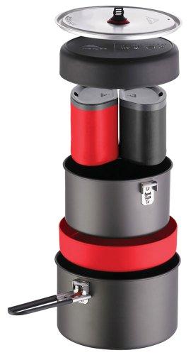 MSR (Mountain Safety Research) Koch- Und Esssystem Quick 2 System, One size, 6597
