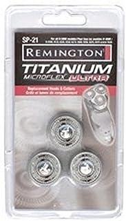 Remington SP-21 Titanium Microflex Replacement Heads for Models R9170, R9270, R9290, R9370, R-9400, R9500, R9100, R9200, R...