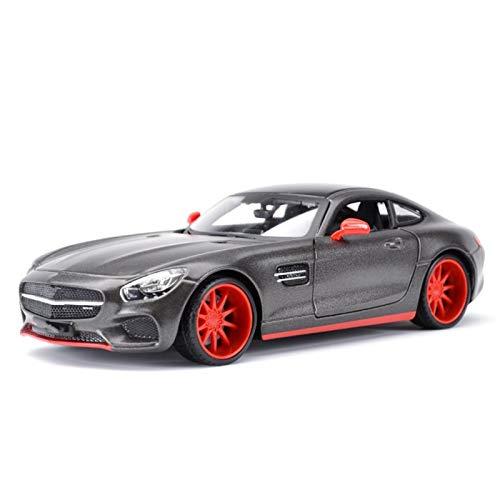 LXLN 1:24 Gebraucht Für Mercedes Für Benz GT Sportwagen Legierung Druckguss Fahrzeuge Modell Autos Spielzeug...