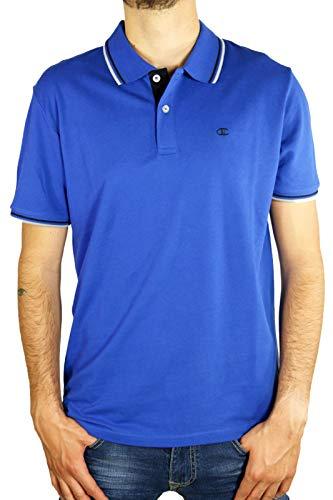 Champion Herren Polo Poloshirt - L